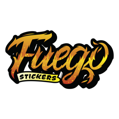 Fuego transparent
